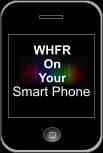 WHFR on your iPhone