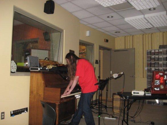 Andrew Coltrane - WHFR Performance 2