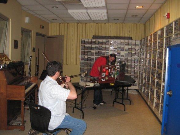 Andrew Coltrane - WHFR Performance 1