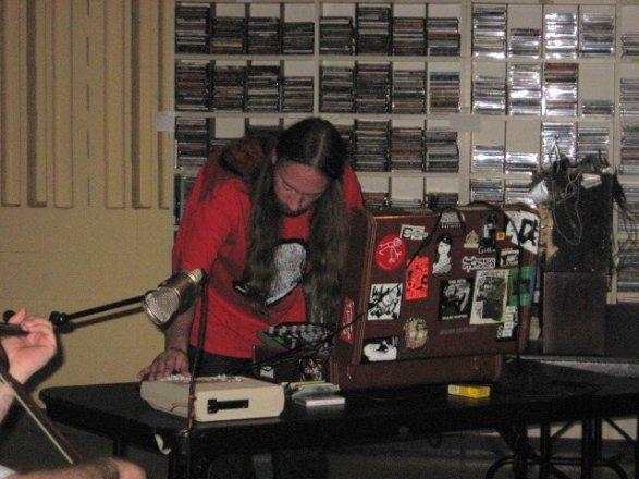 Andrew Coltrane - WHFR Performance 3