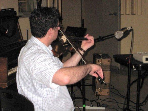 Andrew Coltrane - WHFR Performance 4