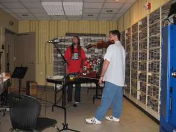 Andrew Coltrane - WHFR Performance 5