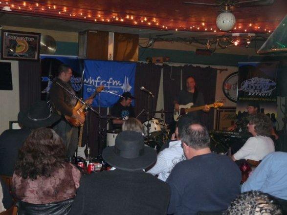 Broken Arrow Blues Band 4