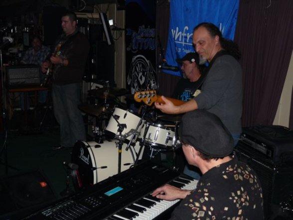 Broken Arrow Blues Band 5