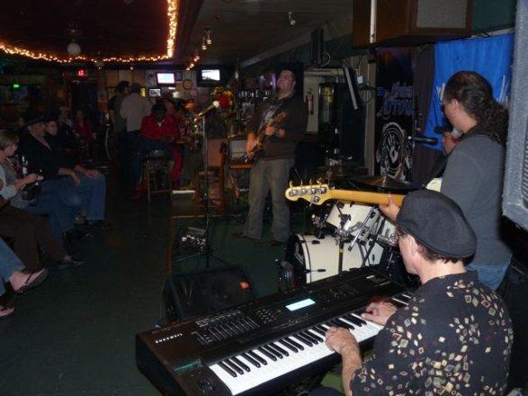 Broken Arrow Blues Band 6