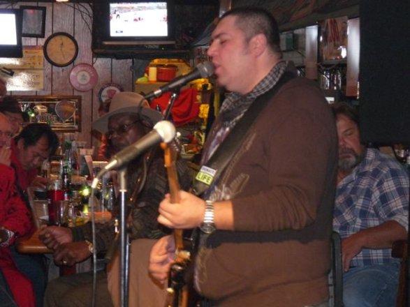 Broken Arrow Blues Band 7
