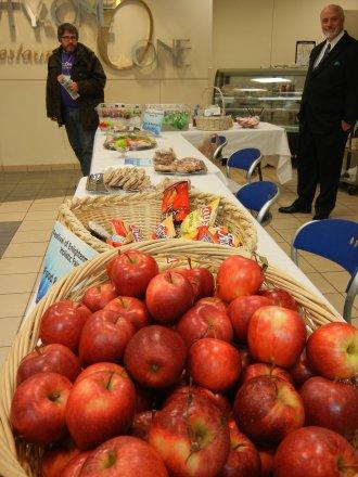 WHFR sells healthy food