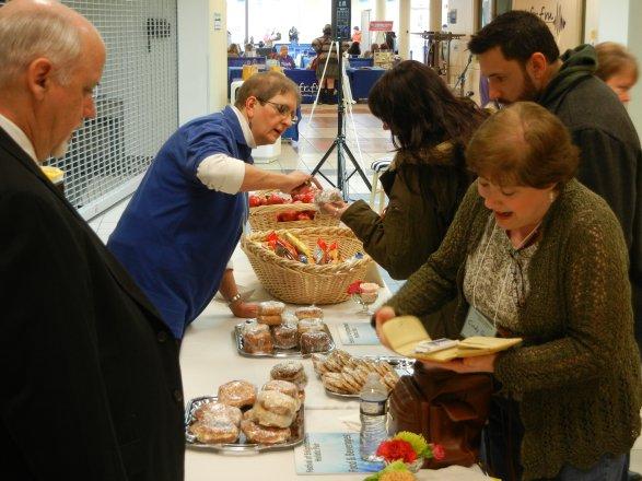 WHFR food sales