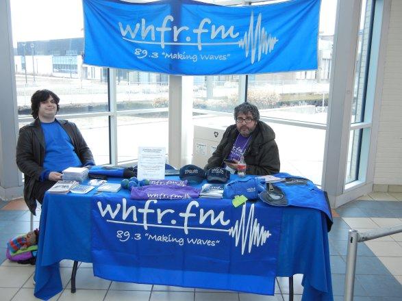 WHFR stuff sales