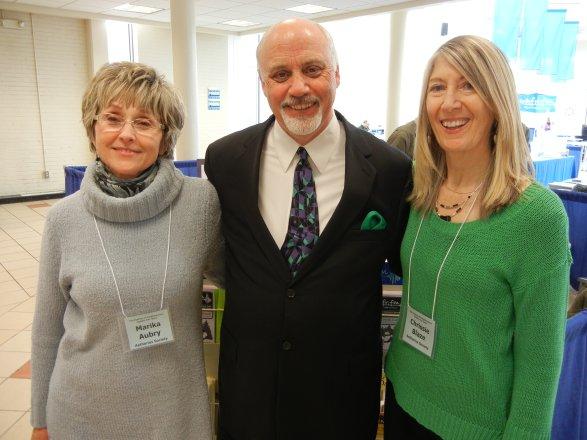 Marika, Mike H. & Chrissie