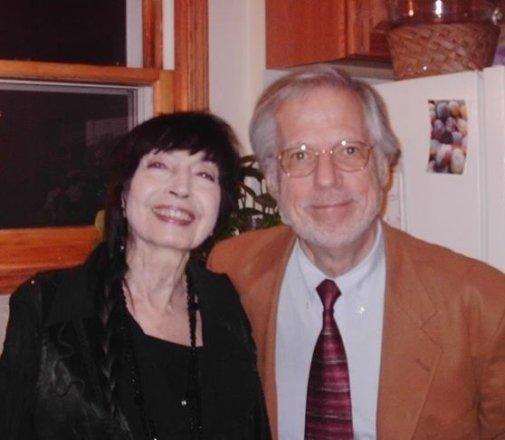 Jo Ann with Jay Korinek, 2013