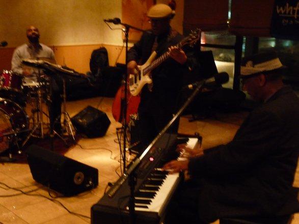 The Marvin Jones Trio