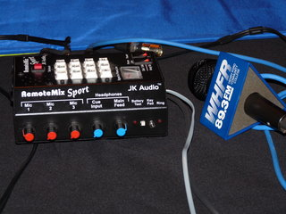 WHFR technology