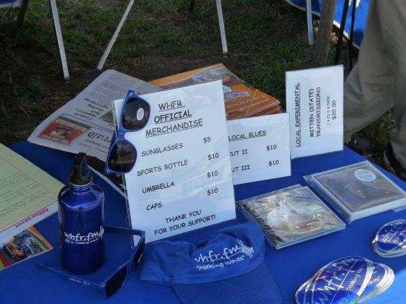 WHFR sale items