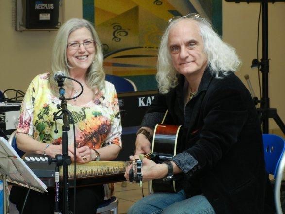 Sheila Burke & Joe Kidd