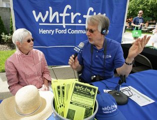 WHFR at Dbn Farmers Market 6-3-11