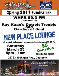 WHFR 2017 Spring Fundraiser
